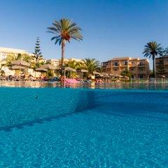 Отель Horizon Beach Resort Греция, Калимнос - отзывы, цены и фото номеров - забронировать отель Horizon Beach Resort онлайн пляж фото 2