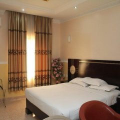 Carat 24 Business Hotel and Suites LTD комната для гостей