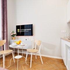 Отель Kramarska Lux - Friendly Apartments Польша, Познань - отзывы, цены и фото номеров - забронировать отель Kramarska Lux - Friendly Apartments онлайн комната для гостей