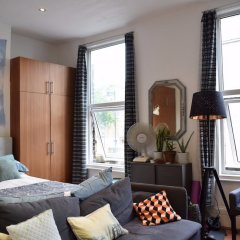 Апартаменты 3 Bedroom Apartment in North London комната для гостей фото 5