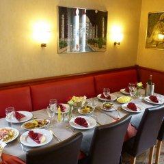 Отель Carmen Германия, Мюнхен - 9 отзывов об отеле, цены и фото номеров - забронировать отель Carmen онлайн питание фото 3
