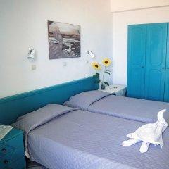 Отель Angela Thalia Apartments Греция, Калимнос - отзывы, цены и фото номеров - забронировать отель Angela Thalia Apartments онлайн комната для гостей фото 3
