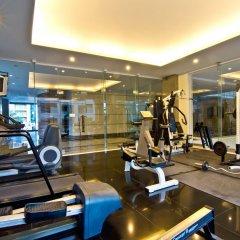 Отель LK Royal Suite Pattaya фитнесс-зал