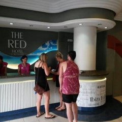Отель The Red by Ibiza Feeling детские мероприятия фото 2