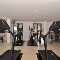 Ratana Apart Hotel at Chalong фитнесс-зал