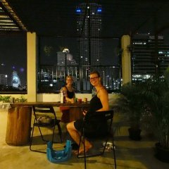 PanPan Hostel Bangkok Бангкок гостиничный бар