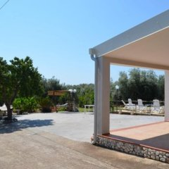 Отель Villa With 2 Bedrooms in Floridia, With Private Pool, Enclosed Garden and Wifi - 12 km From the Beach Флорида фото 7
