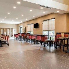 Отель Comfort Suites Columbus Airport США, Колумбус - отзывы, цены и фото номеров - забронировать отель Comfort Suites Columbus Airport онлайн помещение для мероприятий