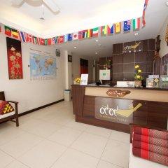 Отель 99 Voyage Patong интерьер отеля фото 3
