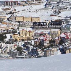 Отель Ghm Monte Gorbea спортивное сооружение