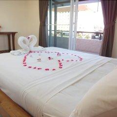 Отель Patamnak Beach Guesthouse комната для гостей фото 5