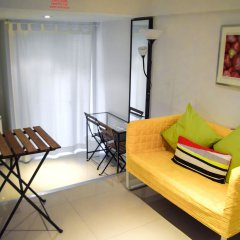 Отель Ta Residence Suvarnabhumi Бангкок комната для гостей фото 3