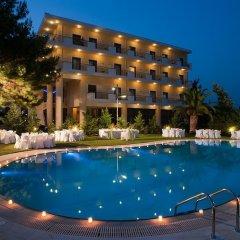 Parnis Palace Hotel Suites вид на фасад фото 2