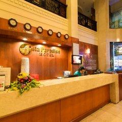 Отель Asia Paradise Hotel Вьетнам, Нячанг - отзывы, цены и фото номеров - забронировать отель Asia Paradise Hotel онлайн интерьер отеля
