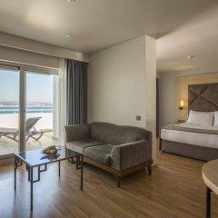 Отель Altin Yunus Cesme Чешме комната для гостей фото 4