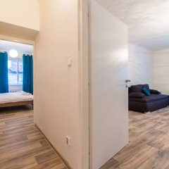 Апартаменты Charles bridge apartment комната для гостей