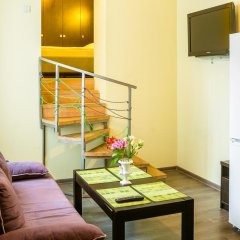 Апартаменты Apartment Fedkovycha Львов комната для гостей