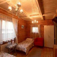 Гостиница CRONA Medical&SPA 4* Стандартный номер с двуспальной кроватью фото 14