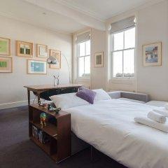 Отель Elegant Home near Kensington High Street Великобритания, Лондон - отзывы, цены и фото номеров - забронировать отель Elegant Home near Kensington High Street онлайн комната для гостей фото 5