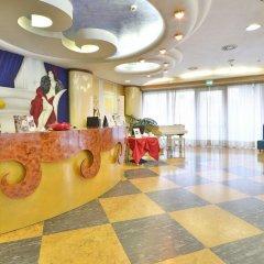 Отель La Gradisca Римини интерьер отеля фото 2