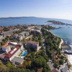 Отель Melsa COOP Hotel Болгария, Несебр - отзывы, цены и фото номеров - забронировать отель Melsa COOP Hotel онлайн пляж