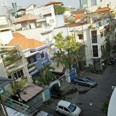 Отель Urban House Saigon Masion 2 балкон