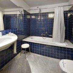 Отель City ванная