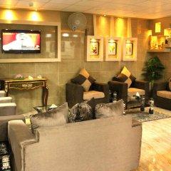 Отель Amir Palace Aqaba гостиничный бар