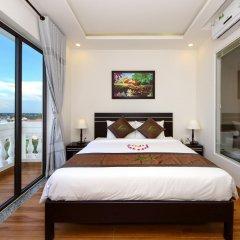 Viet Long Hoi An Beach Hotel сейф в номере