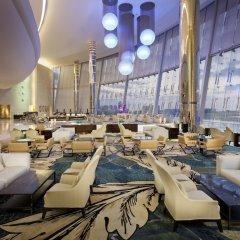 Jumeirah at Etihad Towers Hotel интерьер отеля