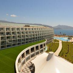 Отель Green Nature Diamond балкон