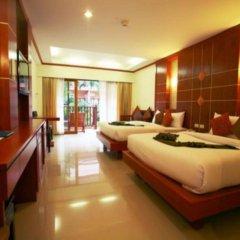 Отель Lanta Casuarina Beach Resort комната для гостей