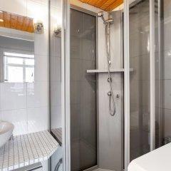 Отель WeHost Eerikinkatu 48 Финляндия, Хельсинки - отзывы, цены и фото номеров - забронировать отель WeHost Eerikinkatu 48 онлайн ванная фото 2