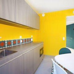 Апартаменты L'Abeille Boutique Apartments Ницца в номере фото 2