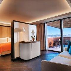 Отель Atlantis by Giardino Швейцария, Цюрих - отзывы, цены и фото номеров - забронировать отель Atlantis by Giardino онлайн комната для гостей фото 2