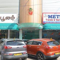 Отель VJ City Hotel Шри-Ланка, Коломбо - отзывы, цены и фото номеров - забронировать отель VJ City Hotel онлайн парковка