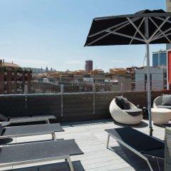 Отель Catalonia Roma бассейн фото 3