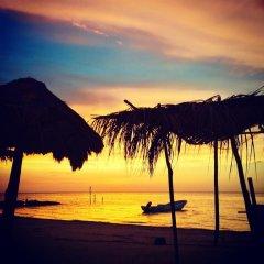 Отель Cielito Holbox пляж фото 2