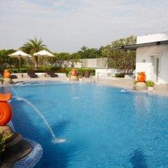 Отель Viva Garden Managed By Bliston Бангкок бассейн фото 3