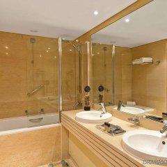 Отель Sana Lisboa Лиссабон ванная