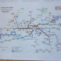 Отель Karlovy Vary Чехия, Карловы Вары - отзывы, цены и фото номеров - забронировать отель Karlovy Vary онлайн городской автобус