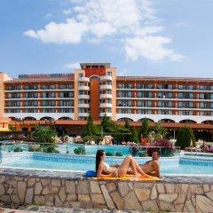 Hrizantema- All Inclusive Hotel бассейн