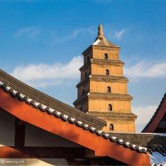 Отель Fulin Hotel Китай, Сиань - отзывы, цены и фото номеров - забронировать отель Fulin Hotel онлайн фото 2
