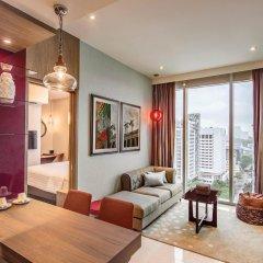 Отель Mercure Singapore Bugis Сингапур, Сингапур - 1 отзыв об отеле, цены и фото номеров - забронировать отель Mercure Singapore Bugis онлайн комната для гостей фото 4