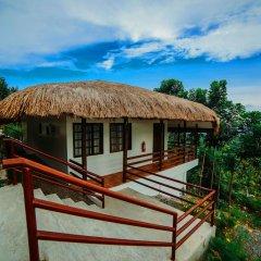 Отель Marqis Sunrise Sunset Resort and Spa Филиппины, Баклайон - отзывы, цены и фото номеров - забронировать отель Marqis Sunrise Sunset Resort and Spa онлайн балкон