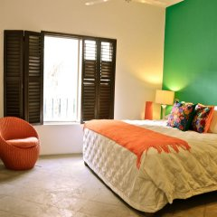 Hotel Petit Mercedes Puerto Vallarta комната для гостей фото 2