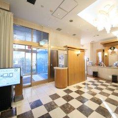 APA Hotel Nishiazabu интерьер отеля фото 3