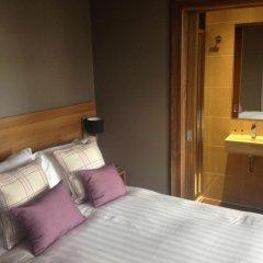 Отель The Parkville Hotel Великобритания, Глазго - отзывы, цены и фото номеров - забронировать отель The Parkville Hotel онлайн комната для гостей фото 4