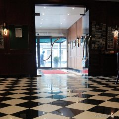 Отель Ritz Aarhus City Дания, Орхус - отзывы, цены и фото номеров - забронировать отель Ritz Aarhus City онлайн интерьер отеля фото 2