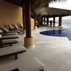 Отель Palmetto Ixtapa 408 бассейн фото 2